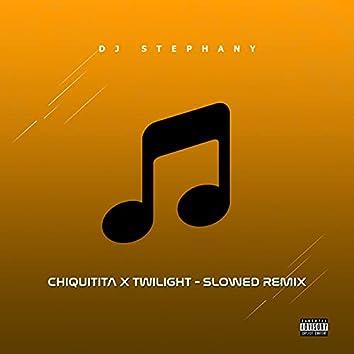 Chiquitita X Twilight - Slowed Remix