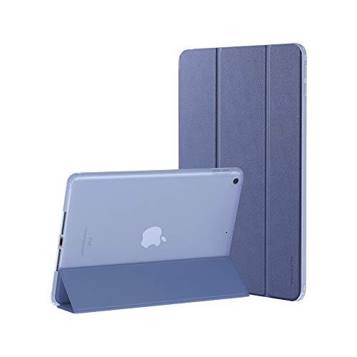 SmartDevil Funda para iPad Mini 2 3 1 con Tapa Inteligente, Ligera Delgada Funda para iPad Mini 3 2 1 con Auto Reposo/Estela y Soporte Función, 7,9' Funda para iPad Mini 1 Mini 2 Mini 3 Azul