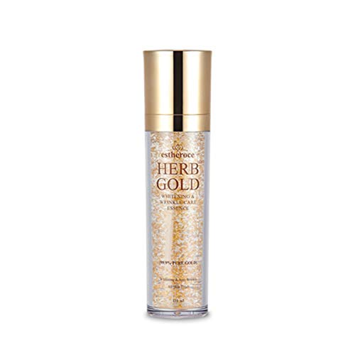 Estheroce Herb Gold Whitening Wrinkle Care Essence