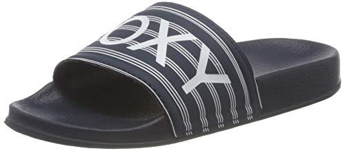 Roxy RG Slippy Sandal for Girls, Slide, Navy, 36 EU
