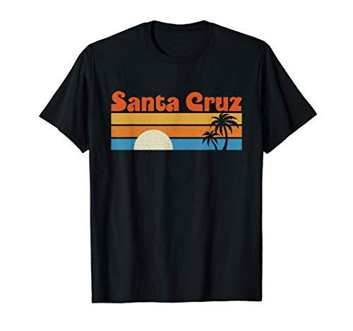 70er 80er CA City Santa Cruz T-Shirt