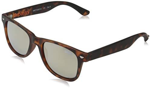 Superdry SUPERFARER gafas de sol, Rubberised Tort, OS para Hombre