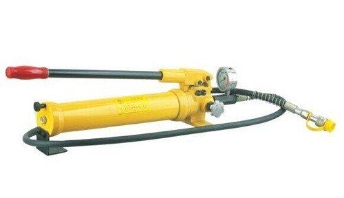 Gowe Pompe manuelle hydraulique à main hydraulique Pompe à main Pompes Pompe à huile