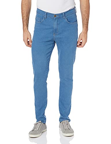 Calça Basica Polo Wear Jeans Medio 42 Masculino
