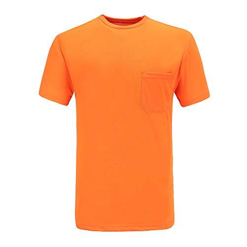 AYKRM Camisetas Fluorescentes