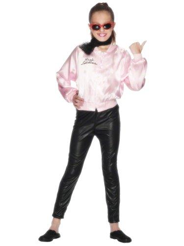 Smiffy's 27490M - Chaqueta para disfraz de cantante para Niña, talla 7 - 9 años