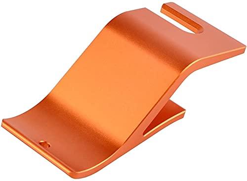 Bead Buddy Neumático Instalar Holder Hook Fit para Yamaha YZ 65 85 125 / X 250 / X YZ250F YZ426F YZ450F WR250F WR450F WR250R / X YZF WRF 250 450 (Color : Orange)