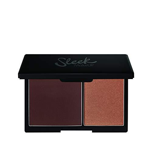 Sleek Makeup, Kit per contouring, Scuro, 15 g