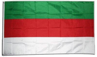 Flaggenfritze Fahne/Flagge Deutschland Stadt Helgoland + gratis Sticker