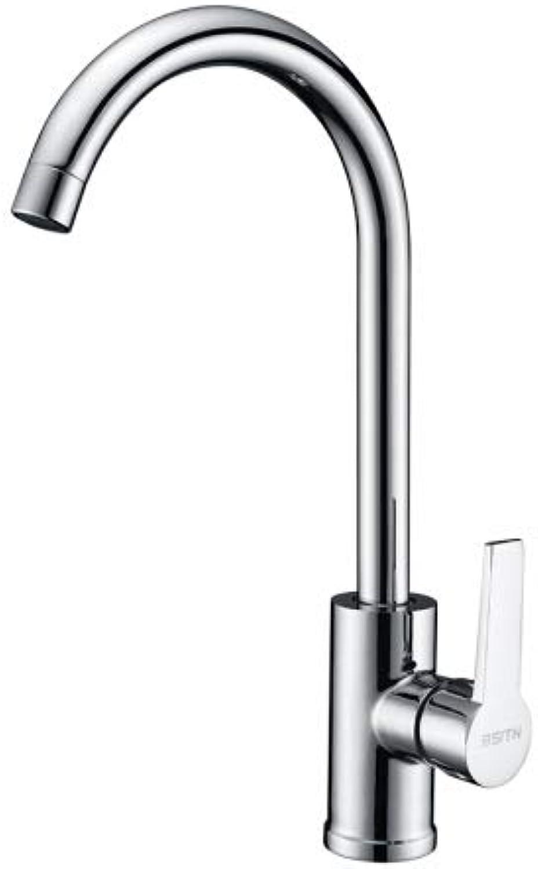Bathroom Kitchen Faucet Copper Core Hot and Cold Sink Faucet redatable Sink Faucet