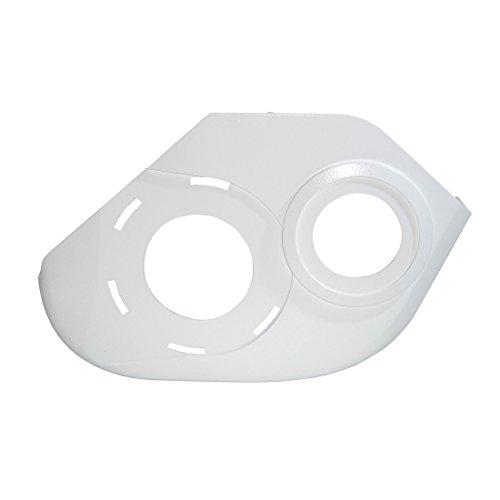Bosch 3050781022 Couvercle Design pour Adulte Blanc Brillant Taille Unique
