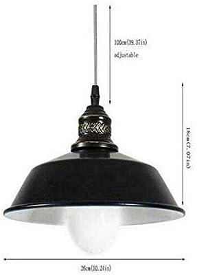Vintage Chandelierloft Lámparas Colgantes Lámpara Colgante para El ...
