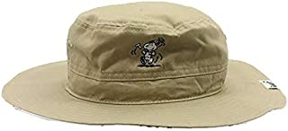 Peanuts Life Work Design UV CARE LOGO HAT (Beige)
