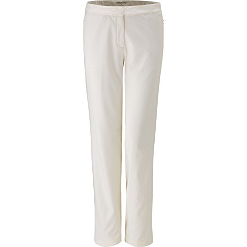 Maggie Lane Women's Flat Front Tech Pants
