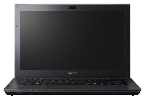 Sony Vaio SB1Z9E/B 33,8 cm (13,3 Zoll) Laptop (Intel Core i5 2410M 2,3GHz, 6GB RAM, 500GB HDD, AMD HD 6470M, Blu ray, Win 7 Pro) schwarz
