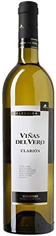 Vino blanco Viñas del Vero Clarion de 75 cl - D.O. Somontano - Bodegas Gonzalez Byass (Pack de 1 botella)