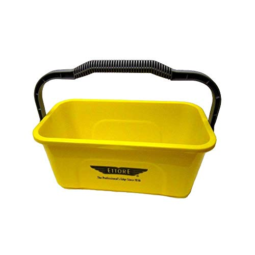 Compact Super Bucket with Ergonomic Handle (3 Gallon, 1 Pack)