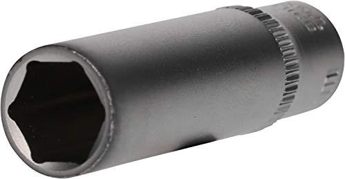 BRILLIANT TOOLS BT020956 Llave de Vaso, Acero al cromo vanadio, 10