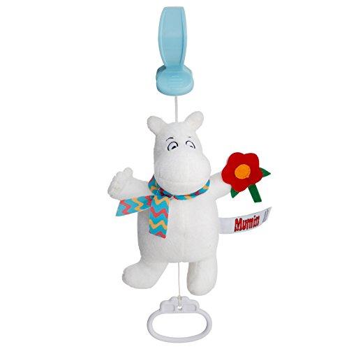 Rätt Start Mumin Style musical à tirette Corde bébé jouet
