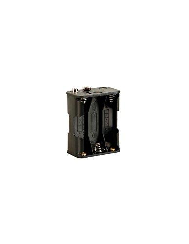 Battery holders COUPLEUR DE 6E Piles AA LR6 avec Contacts A Pression
