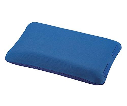 入浴サポートクッション�U ブルー 枕形小タイプ 1126-B (エンゼル)