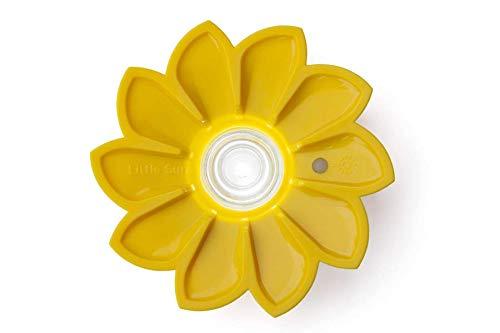 Little Sun Original – Lampe LED Energie Solaire, Veilleuse & Lampe Lecture Rechargeable, Intensité Variable
