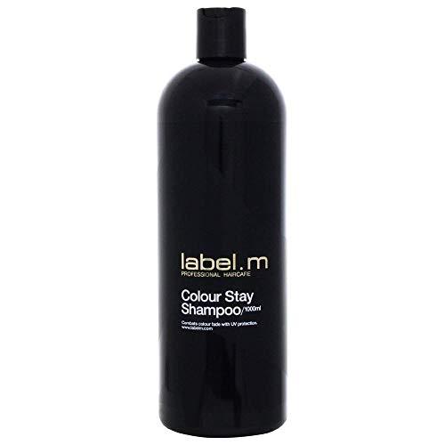 Label M, Champú - 1000 ml.