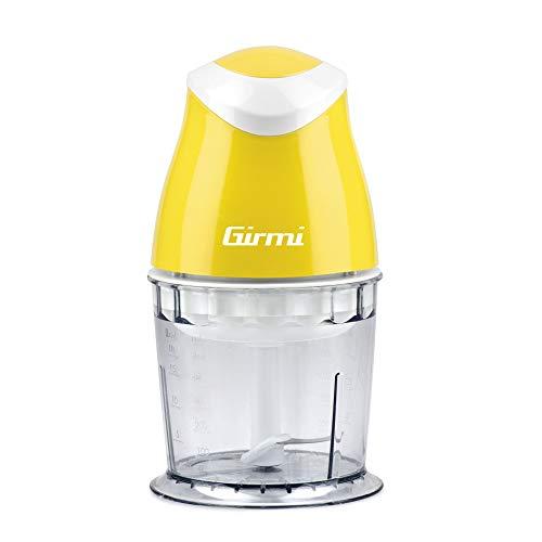 Girmi - Batidora, 350 W, plástico, amarillo