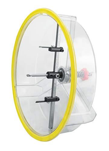 BHC 305 - Cortador circular de metal duro (regulable, en maletín con...