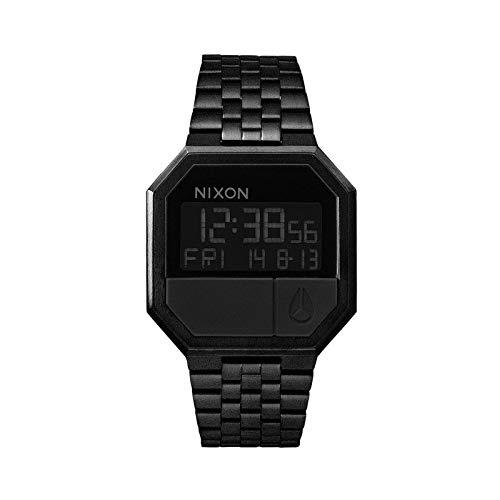 Nixon Re-Run All Black Uhr