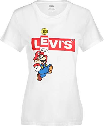 Levi's® Nintendo The W Camiseta