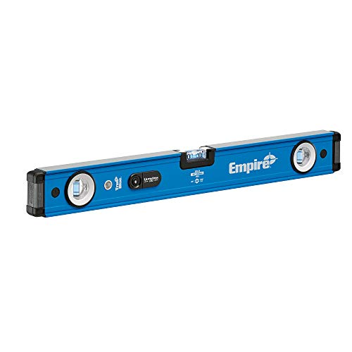 """Empire Level E95.24 24"""" UltraView LED Box Level with Vari-Pitch"""