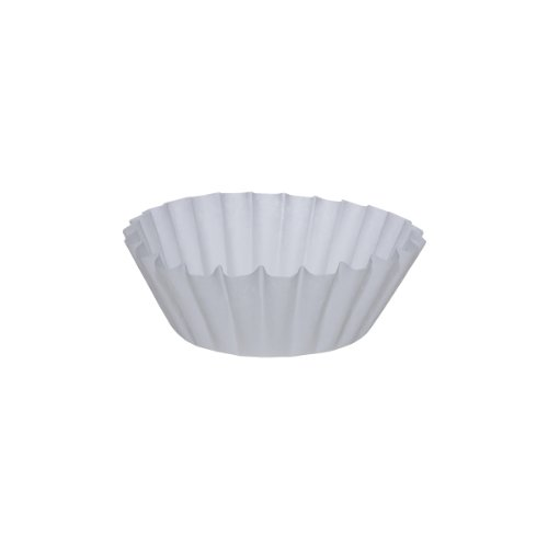 Wilbur Curtis Paper Filters 9.75 X 4.50, 1000/Case - Commercial-Grade Paper Filters for Coffee Brewing - CR-10 (Pack of 1000)