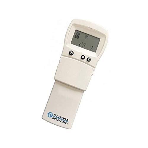 Telecomando originale di ricambio per climatizzatore UNICO Olimpia Smart