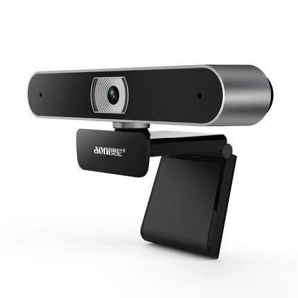 1080P Full HD-Webcam Mit Mikrofon Mit Großem Display, Af Autofokus, Plug und Play Rotatablecomputer Pc Tvlaptop Kamera, Weitsichtwinkel Widescreen HD Webcam