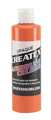 Createx Colors Paint for Airbrush, 8 oz, Opaque Coral by Createx Colors