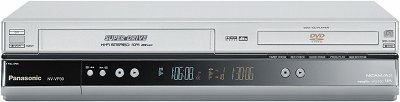 Panasonic NV-VP30 Reproductor de DVD Combo VCR