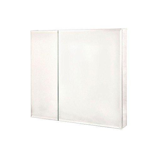 Pegasus Bi-View Beveled Mirror 30W x 30H in. Medicine Cabinet SP4586