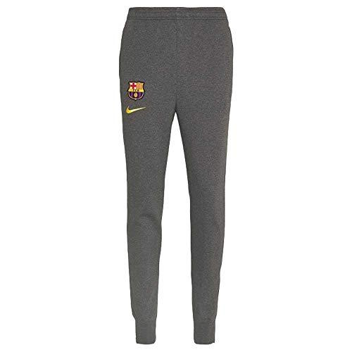 Nike Barcelona 2020-2021 - Pantalones de forro polar (carbón)
