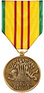 Vietnam Service Medal Bronze