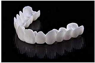 SNAP ON TEETH COSMETIC NATURAL SMILE INSTANT VENEERS DENTAL FALSE NATURAL SMALL-MUF