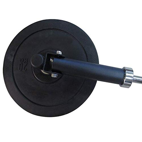 CSBH Fitness T-Bar Fila Placa Publicación Post Insertar Landmine Barbell Ajuste Conjunto Anti Rust Rust Gym Body Building Dumbbell Fitness Accesorios