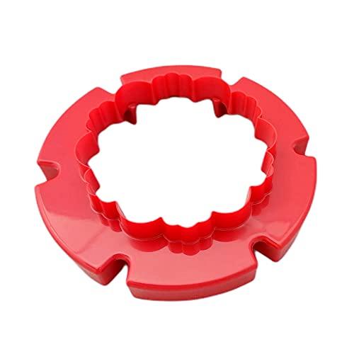 Tupperware Ausstecher für Silikonform Tortelett Silikon Backform Törtchen Kekse