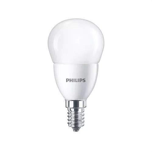 Philips LED 7W Glühbirne E14 Tropfen 865 Tageslicht weiß