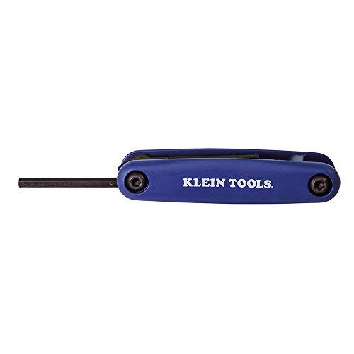 Klein Tools 70573 Grip-It 12 Key Hex Set - Inch/Metric