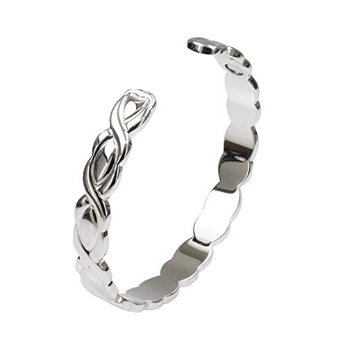 Bangle Healing Bracelet Menopause Weight Loss Carpal Tunnel Men and Women Adjustable Magnetic Migraine Osteoarthritis Jewelry Rheumatoid Bracelets