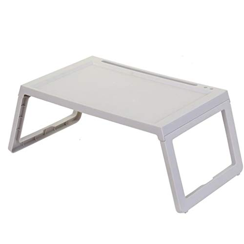 Feee Bureau Bed Tray, Draagbare Laptop Stand Opvouwbare Bureau Notebook Tafel Laptop Bed Tray, 36X54,5×26,5CM