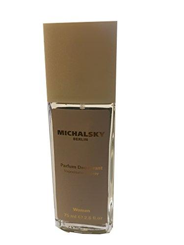 Michalsky Berlin woman Deo Naturalspray, 75 ml Flasche
