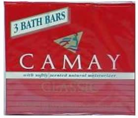 Camay Bath Bars Classic - 3 CT by Camay