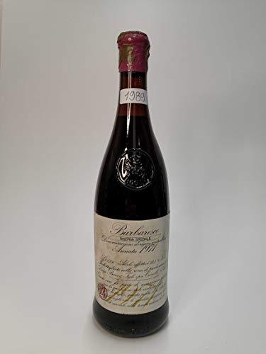 Vintage Bottle - Luigi Bosca & Figli Barolo Riserva Speciale 1971 0,75 lt. - COD. 1989